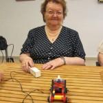Retired home community enrichment program